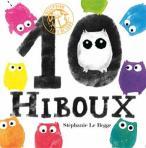 10 hiboux
